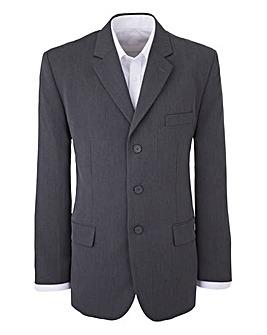 WILLIAMS & BROWN LONDON Rib Suit Jacket Short