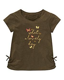 Girls Boho T-Shirt