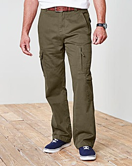 Cargo Trousers 31in