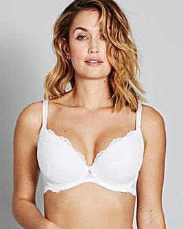 Gossard Superboost Lace White Bra