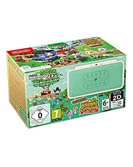 Nintendo 2DS XL with Animal Crossing
