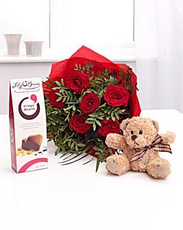 Colombian Rose Bouquet