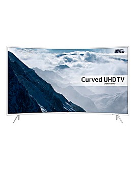Samsung UE49KU6510 49 inch 4K UHD HDR Smart TV with Smart Remote