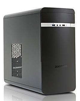 Zoostorm i7 8GB, 2TB Win 10 Desktop PC