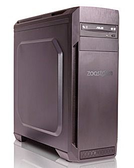 Zoostorm Voyager i3 8GB, 1TB, Gaming PC