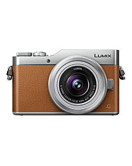 Lumix G4K Camera Tan