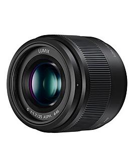 Lumix 25mm Lens