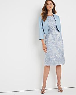 Joanna Hope Dress and Scallop Jacket