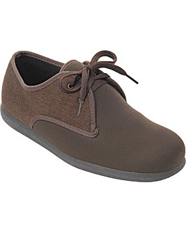 Cosyfeet Jim Extra Roomy (3H Width) Men's Fabric Shoes