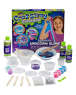 Cra-Z-Slimy Creations Sparklin Unicorn