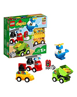 LEGO Duplo My First Car Creations - 10886