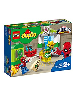 LEGO Duplo Marvel Spider-Man vs. Electro