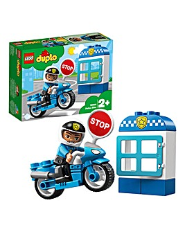 LEGO Duplo Rescue Police Bike