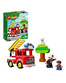 LEGO Duplo Rescue Fire Truck