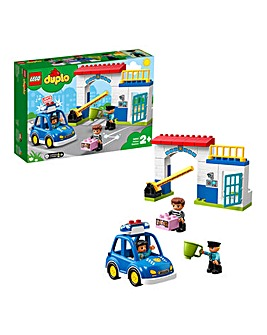 LEGO Duplo Rescue Police Station