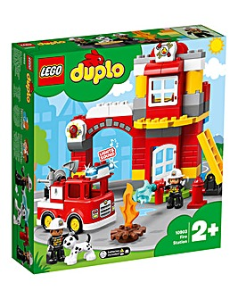 LEGO Duplo Rescue Fire Station