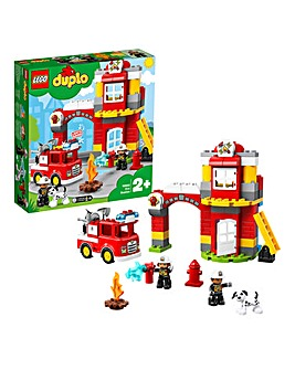 LEGO Duplo Rescue Fire Station - 10903