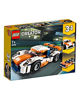 LEGO Creator Vehicles Sunset Track Racer