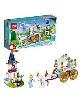 LEGO Disney 4+ Cinderella Carriage Ride