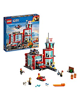 LEGO City Fire Station - 60215