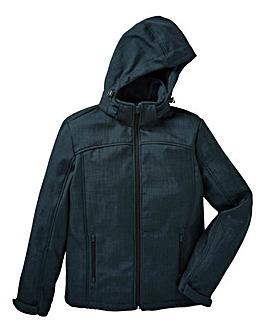 Snowdonia Fleece Lined Softshell Jacket