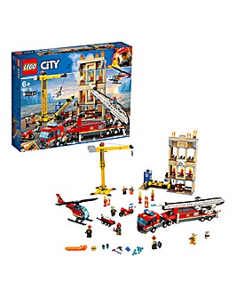 LEGO City Fire Downtown Fire Brigade - 60216