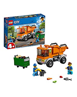 LEGO City 4+ GV Garbage Truck