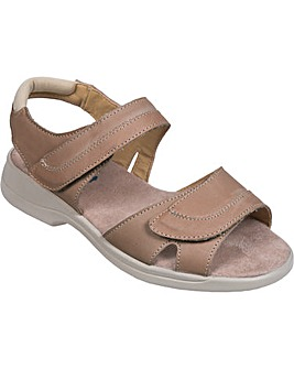 Cosyfeet Cher Extra Roomy (6E Width) Women's Sandals