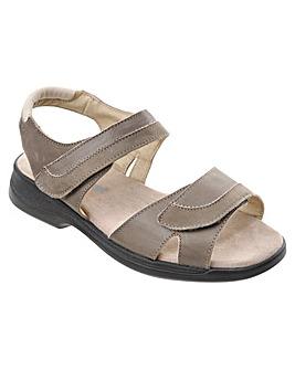 Cosyfeet Cher Extra Roomy (6E Width) Women's Sandals
