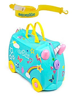 Personalised Trunki Una the Unicorn