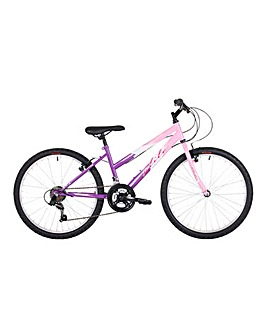 "Flite Delta 24"" Girls Mountain Bike"