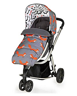 Cosatto Giggle Mix Pushchair Mr Fox