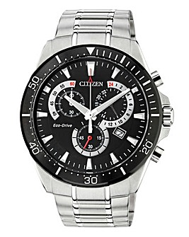 Citizen Gents Eco-Drive Bracelet Watch