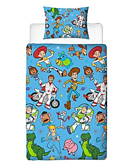 Toy Story Rescue Reversible Duvet Set