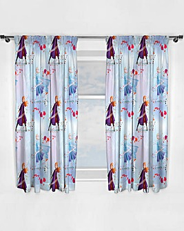 Frozen Journey Curtains 72in