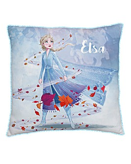 Frozen Journey Square Cushion