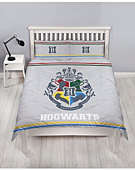 Harry Potter Alumni Double Duvet Set