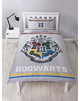 Harry Potter Alumni Single Duvet Set