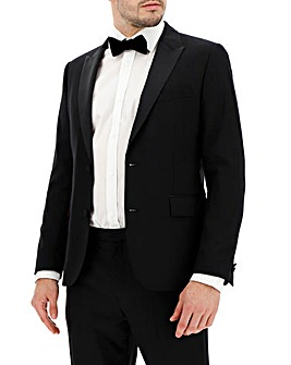 Black Regular Dinner Suit Jacket