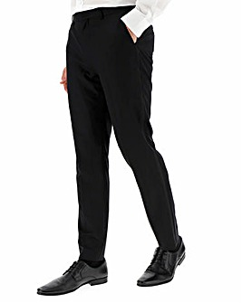 Black Regular Dinner Suit Trousers