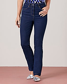 Straight Leg Stretch Jean 25in