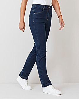 Julipa Straight Leg Stretch Jean 25in