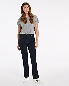 Julipa Straight Leg Stretch Jeans Regular