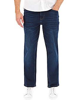 Darkwash Loose Fit Jeans