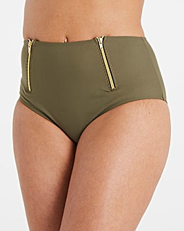Beach to Beach Zip Deep Brief