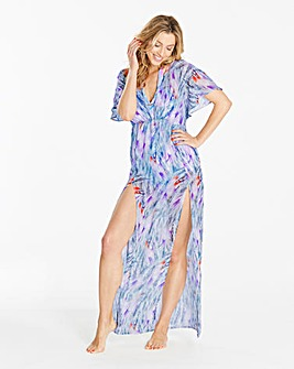Beach to Beach Maxi Kaftan