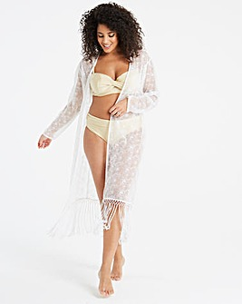 Simply Yours Lacy Coverup