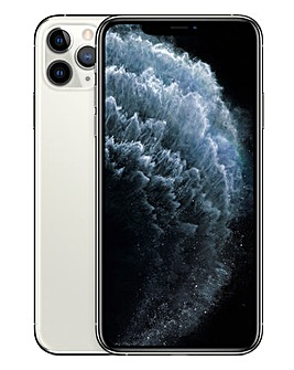iPhone 11 Pro Max 512GB - Silver