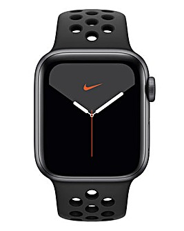 Apple Watch Nike Series 5 40mm - GPS + Cellular, Anthracite/Black Sport Band