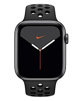 Apple Watch Nike Series 5 44mm - GPS + Cellular, Anthracite/Black Sport Band